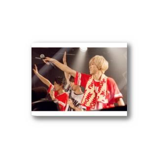 UNIONEファングッズ Stickers