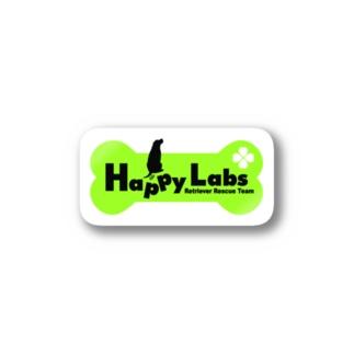 ハピラブ公式グッズ Stickers