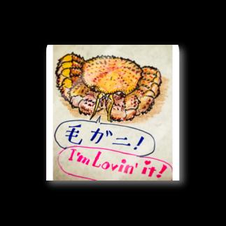 tomiy510のオホーツク産の毛ガニ Stickers