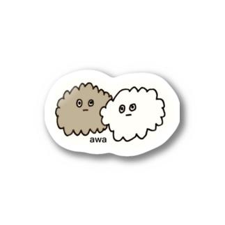 pachipachi ステッカー Stickers