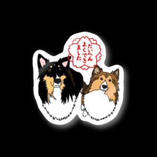 aki_momのはなまるちゃん Stickers