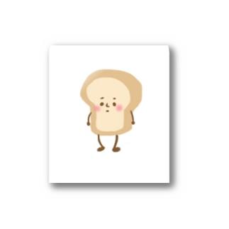 棒立ちの食パン Stickers