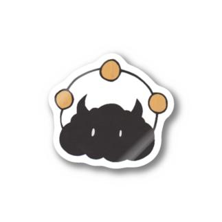 雷ちゃん(らいちゃん) Stickers