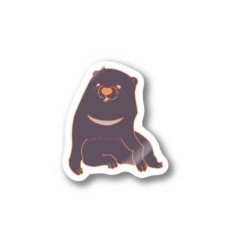あの犬/ツキノワイヌ Stickers