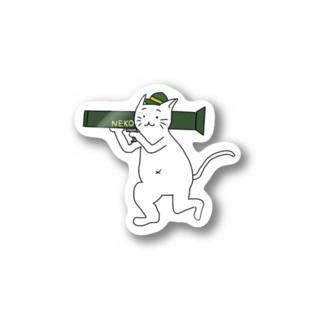バズーニャ Stickers