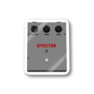 エフェクター - EFFECTOR Stickers