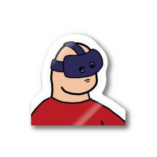 kiyohito VR版 Stickers