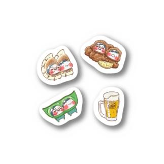 YURU居酒屋 Stickers