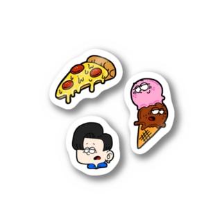 STICKER SET Stickers