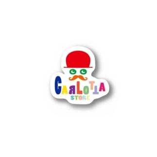 オリジナリティで自由こそがCARLOTTA Stickers