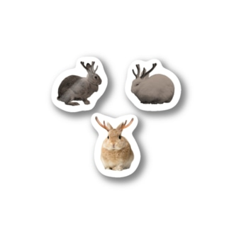 Jackalope Houseのジャッカロープ 詰め合わせ Stickers