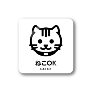 ねこOK Stickers