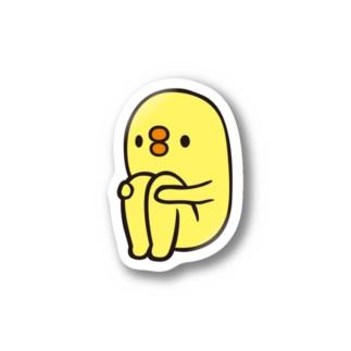 三文堂ひよこの Stickers