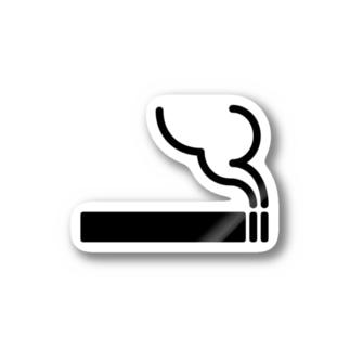 喫煙ルーム Stickers