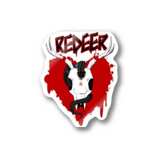 REDEER Stickers