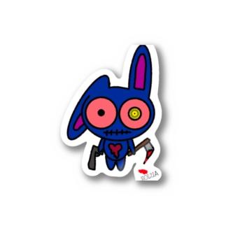 デヴィ Stickers
