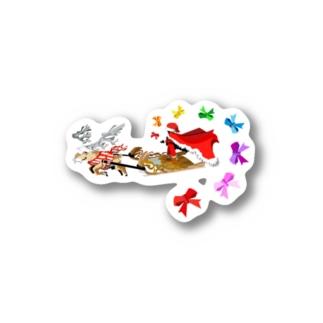 クリスマス Stickers