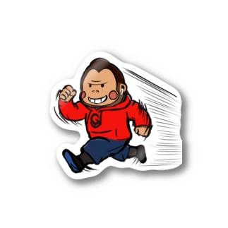 クソ物件GOゴリラ Sticker