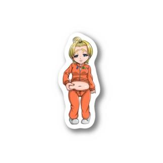 ぷに子 Stickers