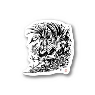 《鳳凰》デザイン Stickers