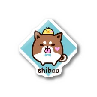 Shibao Sticker