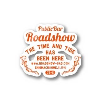 ロードショーズ Stickers