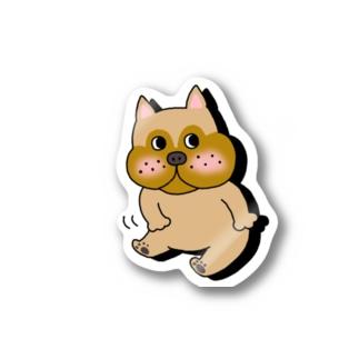 フレブルの生態 ちんかい(フォーン) Stickers