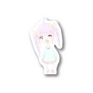げろこ Stickers
