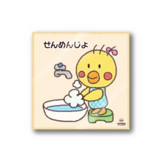 もちどりKurasu のこの部屋なぁに? –せんめんじょ– Stickers