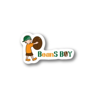 BeansBOY Stickers