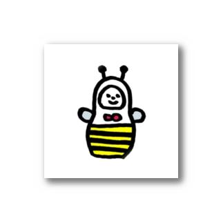 氏くんステッカー Stickers