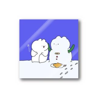 雪だるま Stickers