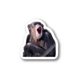 チンパンマン Stickers