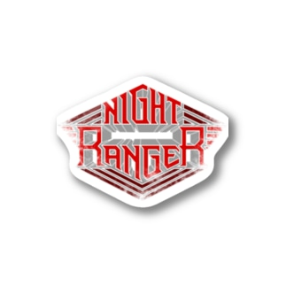 NIGHT RANGER Stickers