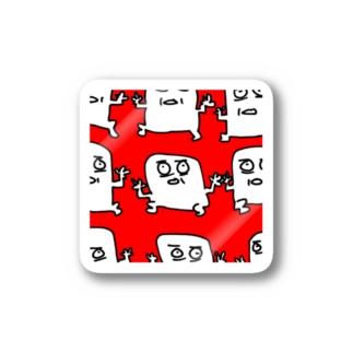 コサック Stickers