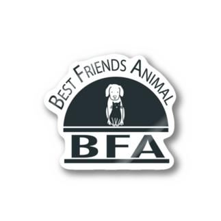 BFA(チャリティー) Stickers
