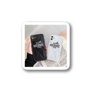 HERMES アイフォン12 miniカバー 大人 高級感 iphone12/12pro/xs ケース 送料無料 Stickers