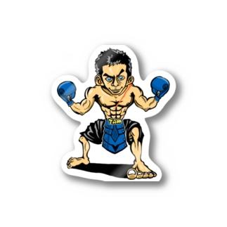ASBスタッフ「タムタム」アイテム  Stickers