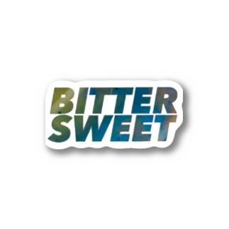 BSグリーングラデ Stickers