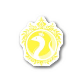 No.4(ステッカー)  希望・幸運 Stickers