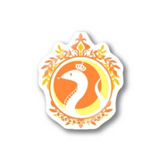 No.6(ステッカー)  陽気・明るさ Stickers