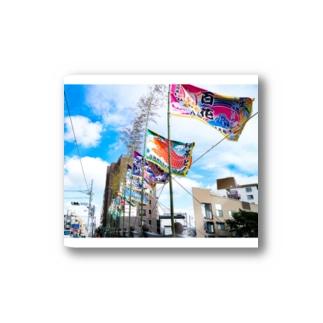 大漁旗 Stickers
