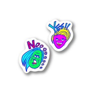 アボストシール Stickers