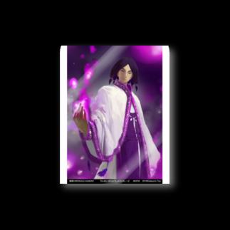 TOUGIENBU【公式グッズ】の闘技演武【公式グッズ】MGF04運命の従者クラウシード Stickers