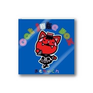 Catjukevoxおもちゃくん Stickers