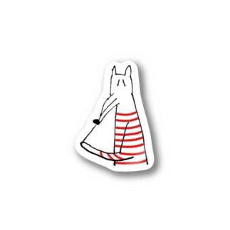 シーシー Stickers
