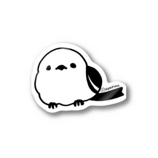 シマエナガ Stickers
