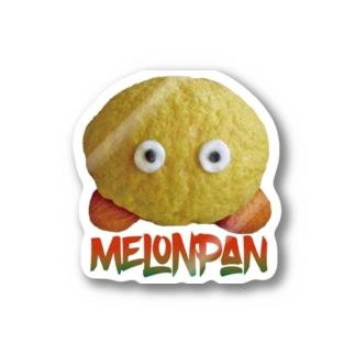 メロンパン? Stickers