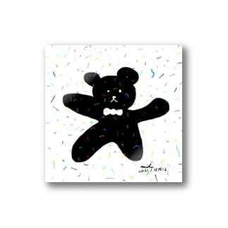 熊 Stickers