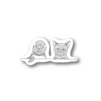 HYOKOTTO Stickers